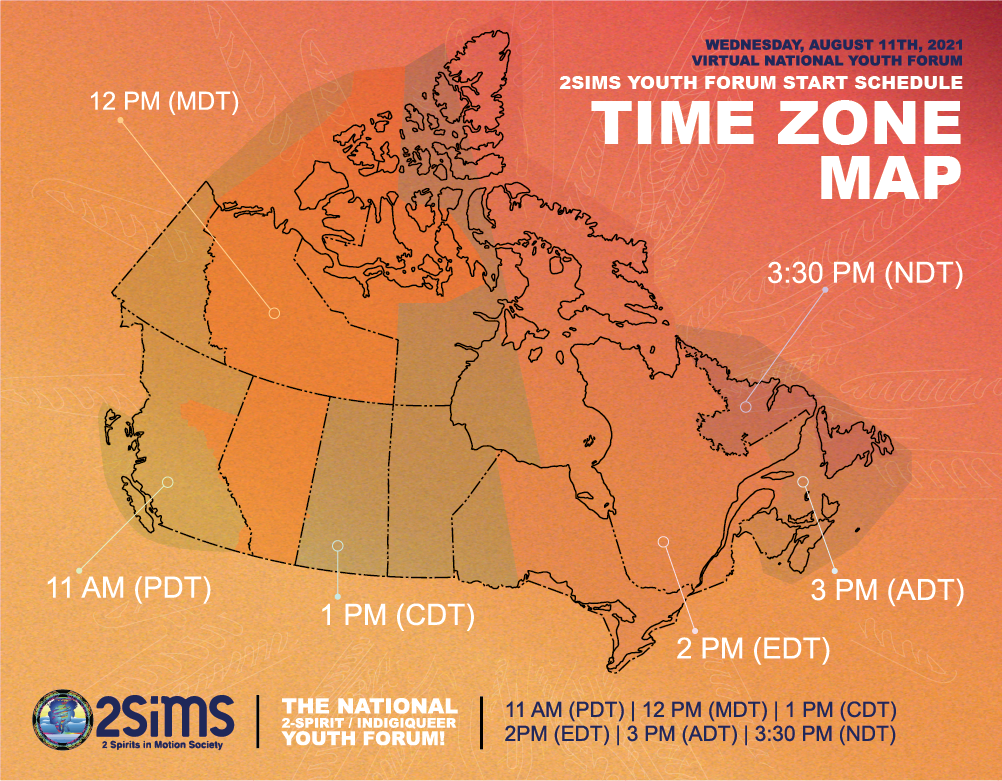 Forum.Time.Zone.Map